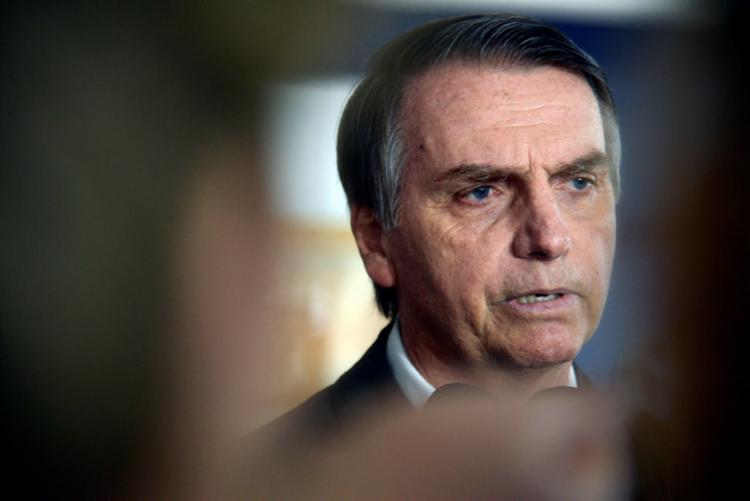 Ações investigam contra o presidenciável Jair Bolsonaro (PSL) e seu candidato a vice - Foto: Tânia Rêgo | Agência Brasil