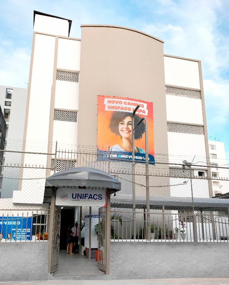 A Brinquedoteca Mabel Velloso fica localizada no campus da UNIFACS, no bairro de Nazaré, em Salvador - Foto: Divulgação