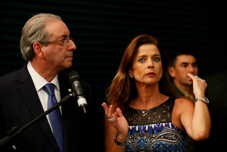 Cláudia Cruz informou que tirava fotos do Farol, ao lado da mãe, quando foi xingada - Foto: Dida Sampaio   Estadao