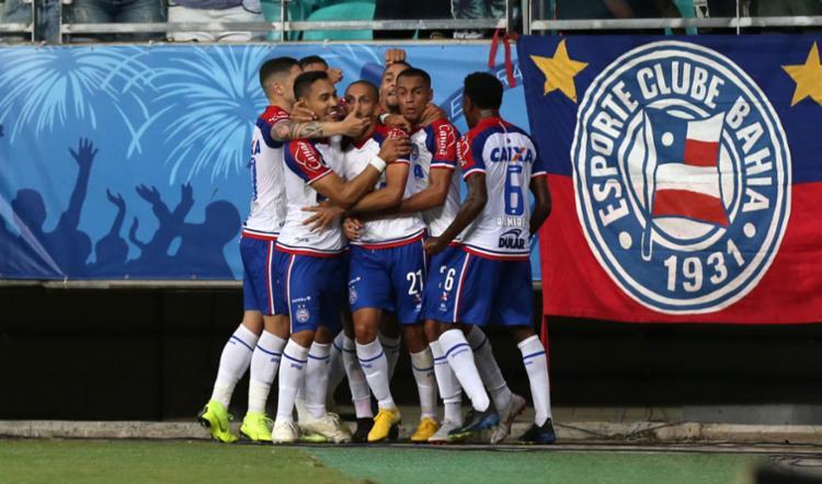 Todos recebem chances, seja na disputa do certame nacional ou na Copa Sul-Americana - Foto: Cláudia Sandes | EC Bahia