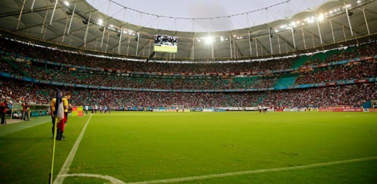 Arena Fonte Nova, localizada no Dique do Tororó em Salvador - Foto: Felipe Oliveira | EC Bahia