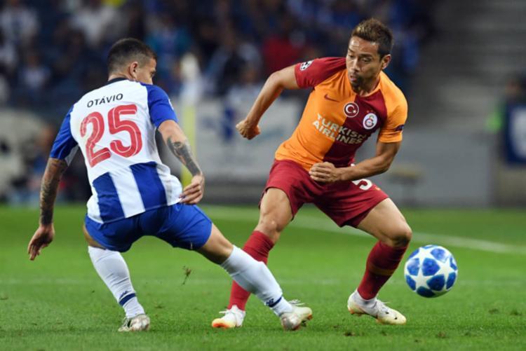 Porto x Galatasaray pela fase de grupos da Champions League