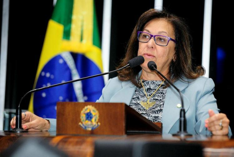 Mágoa na política não existe, afirma a deputada Lídice da Mata - Foto: Waldemir Barreto | Agência Senado