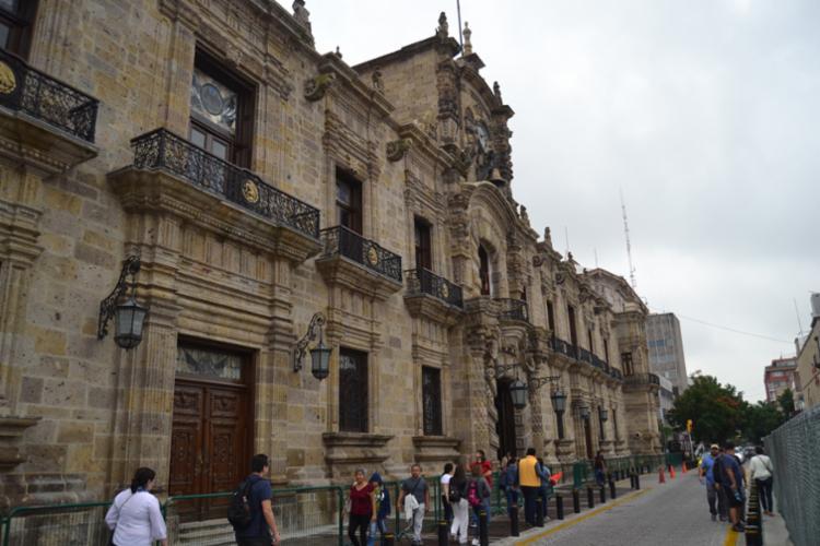 Museu do Palácio do Governo de Guadalajara - Foto: Carlos Morais