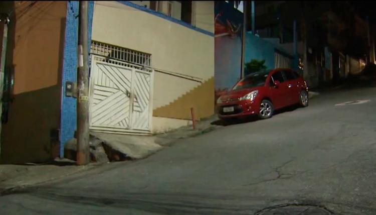 Situação ocorreu durante patrulhamento no bairro - Foto: Reprodução | TV Bahia