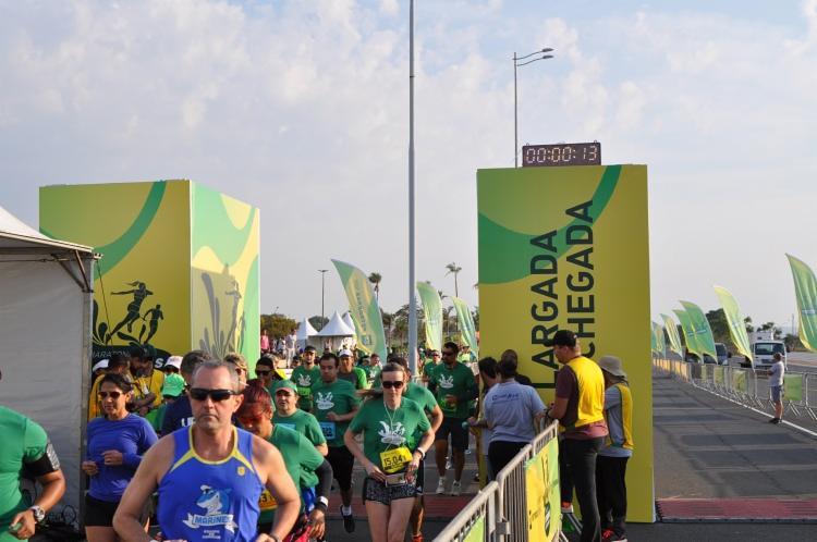 A maratona será composta por cinco etapas em diferentes estados do Brasil - Foto: Divulgação