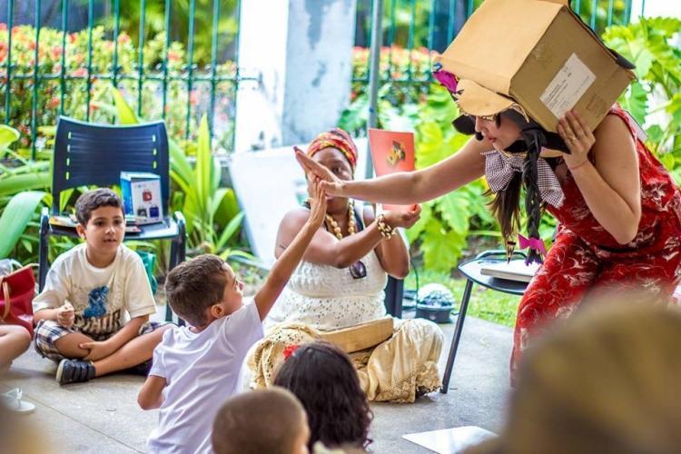 Atividades ocorrem durante todo o mês de outubro e envolvem shows, oficinas, lançamento de livro para crianças de todas as faixas etárias entre outros - Foto: Divulgação