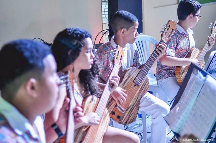O concerto acontece nesta quarta-feira (3), às 19h30, no Centro de Educação Santo Antônio (CESA), em Retirolândia - Foto: Robson Di Almeida/Divulgação