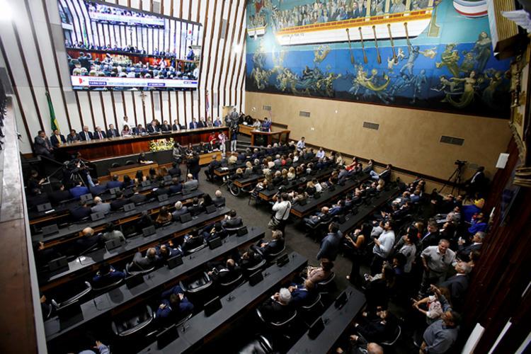 63 Deputados estaduais foram eleitos - Foto: Vaner Casaes | ALBA Divulgação