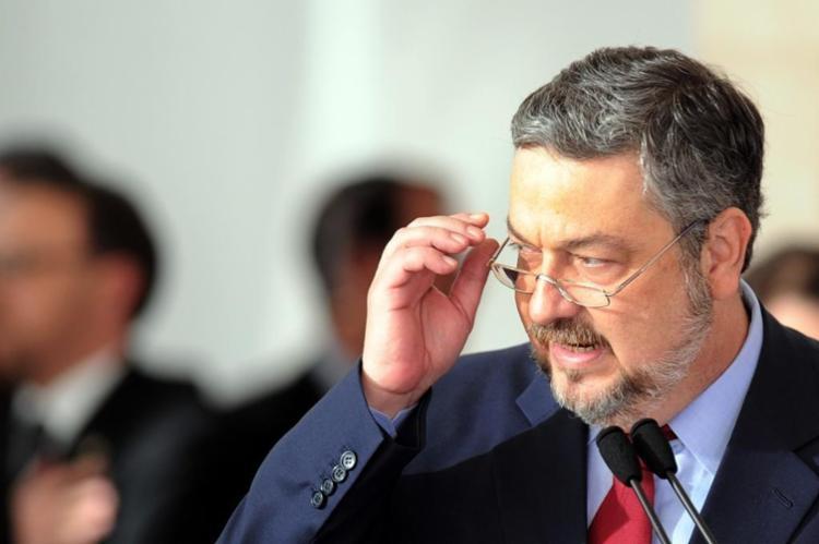O ex-ministro foi arrolado como testemunha da acusação e da defesa do lobista Mauro Marcondes Machado - Foto: Evaristo Sa | AFP