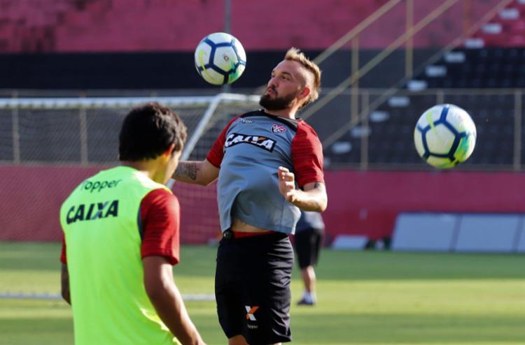 Treinador do Rubro-negro pretende realizar mudanças no time para enfrentar o Corinthians - Foto: Mauricia da Matta / EC Vitória