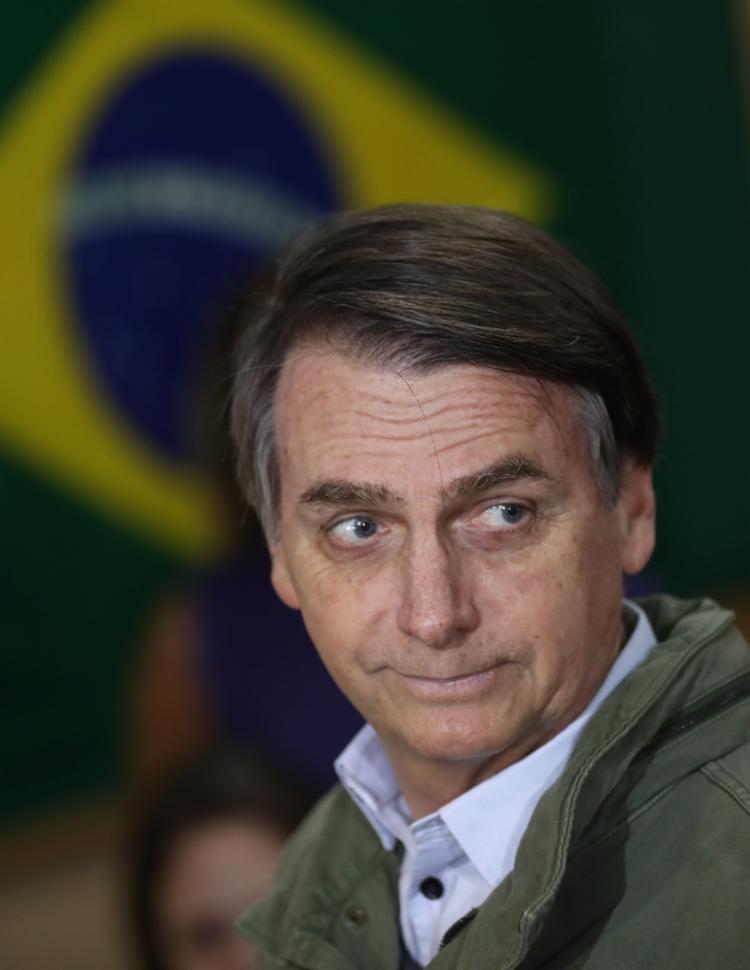No entorno de Bolsonaro, há poucas dúvidas sobre o time que, ao lado presidente eleito, emergirá ao poder - Foto: Ricardo Moraes | AFP