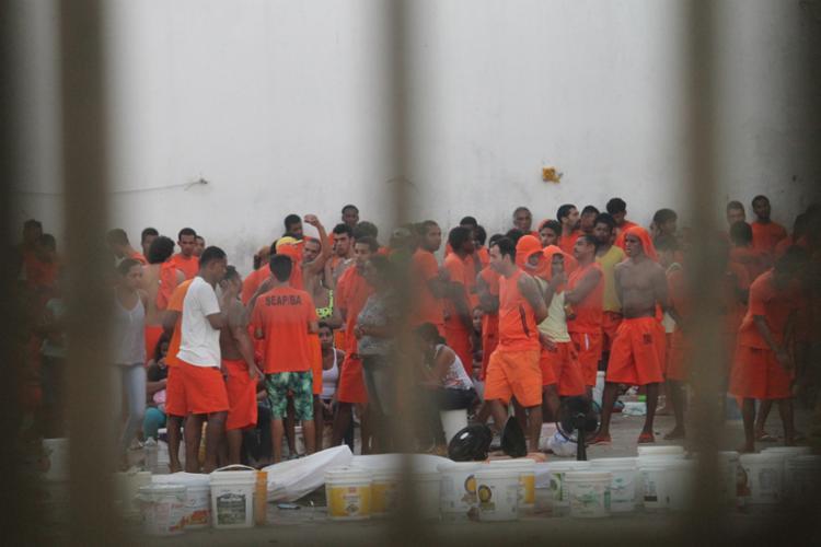 A estimativa é que mais de 670 detentos participem do pleito - Foto: Gleidson Santos | Divulgação