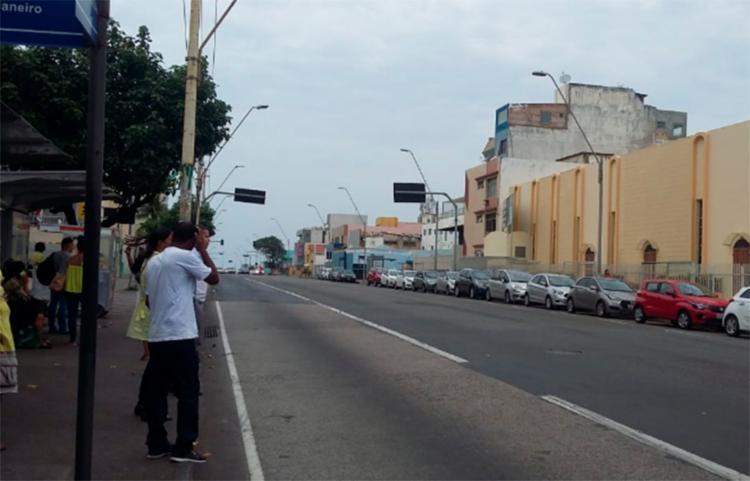 Prefeitura de Salvador afirmou que segue operando com 100% da frota - Foto: Shirley Stolze | Ag. A TARDE