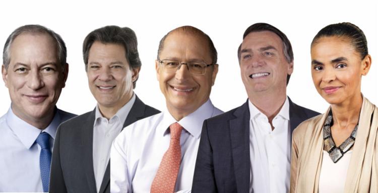 Confira as propostas dos cinco mais bem colocados na disputa - Foto: Divulgação
