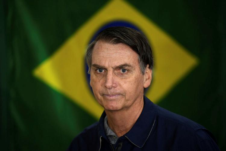 Jair Bolsonaro aparece com 49,02 dos votos - Foto: Mauro Pimentel | AFP