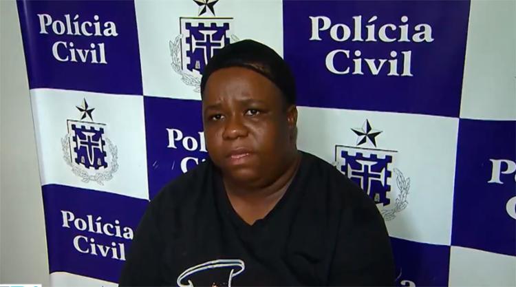 Segundo as investigações, crime aconteceu após suspeita e vítima se desentenderem - Foto: Reprodução l Rede Bahia