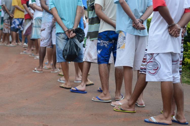 No caso do Enem PPL, cada Unidade Prisional ou Socioeducativa tem um responsável pedagógico - Foto: Marcelo Camargo | Agência Brasil