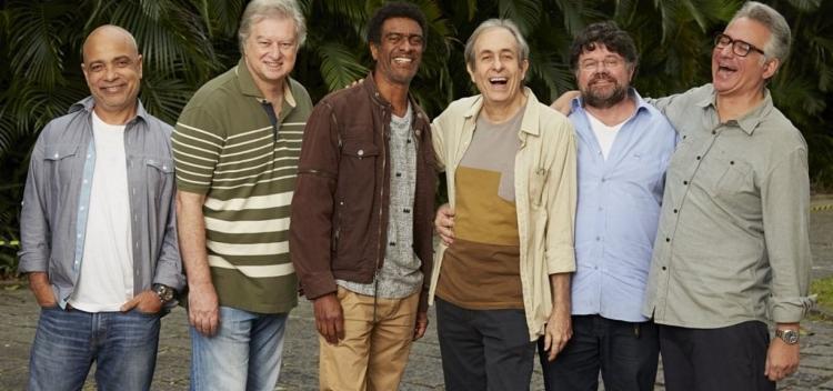 Em novo programa, a turma do 'Casseta & Planeta' ganha horário nobre na emissora da RedeTV! - Foto: Divulgação