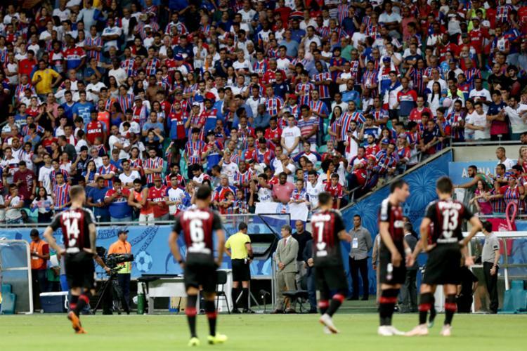 O segundo gol anotado pelo jovem Ramires e anulado pelo árbitro da Argentina também foi bastante questionado