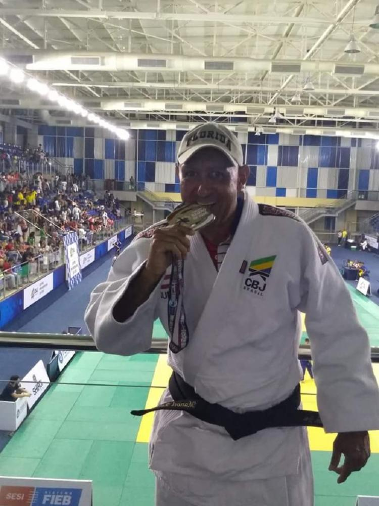 O campeonato será realizado pela Federação Internacional de Judô, órgão máximo do desporto. - Foto: Roberto Souza