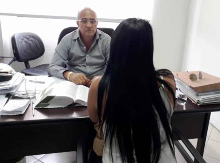Recepcionista teria sido forçada a manter relações sexuais com empresário - Foto: Reprodução | Acorda Cidade
