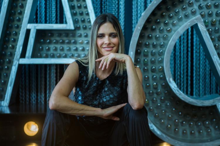 Fernanda Lima volta a comandar o programa de auditório - Foto: Raquel Cunha | TV Globo
