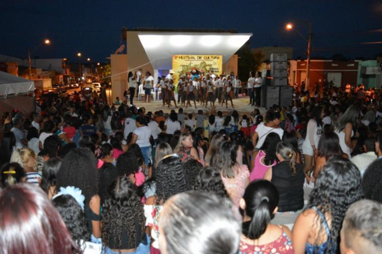 O festival contou com apresentações gratuitas de música, teatro, dança, poesia e quadrilhas que homenagearam a história, a arte e a cultura dos canudenses - Foto: Divulgação