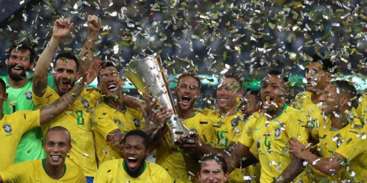 Seleção brasileira mantém 100% de aproveitamento, após vitórias sobre Estados Unidos, El Salvador, Arábia Saudita e Argentina - Foto: Lucas Figueiredo | CBF