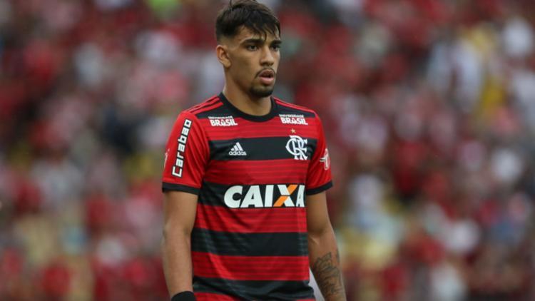 O Flamengo não está confirmando nenhuma informação sobre esta transação, mas o jogador até já foi submetido a exames médicos - Foto: Gilvan Souza | Flamengo | Divulgação