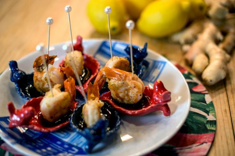 """O Restaurante Sui, em Lauro de Freitas, é marcado por uma gastronomia """"criativa, inusitada e harmoniosa"""