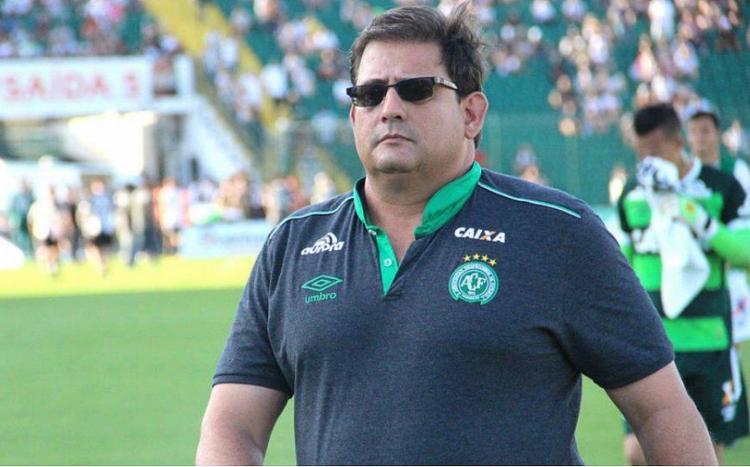 O treinador está sem clube desde outubro, quando deixou o comando da Chapecoense - Foto: Sirli Freitas | Chapecoense