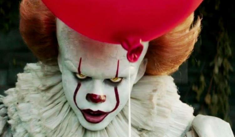 O filme 'IT: A Coisa' é uma das opções para maratonar nesse halloween - Foto: Divulgação
