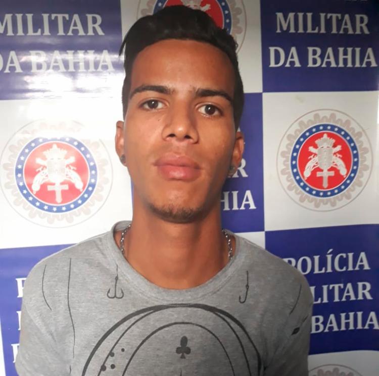 Glautieres Silva já possuía mandado de prisão em aberto por assalto
