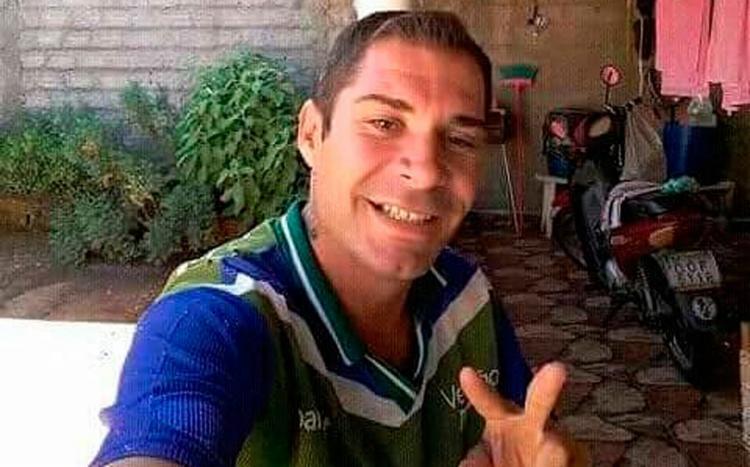 Jefferson Gutierrez Fossa, 33 anos, desferiu várias facadas na mulher - Foto: Reprodução