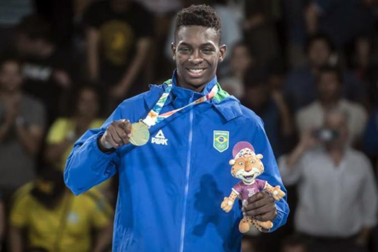 Na primeira edição dos Jogos da Juventude, em Cingapura, em 2010, o Brasil conquistou sete medalhas - Foto: Jonne Roriz   Exemplus   COB   Divulgação