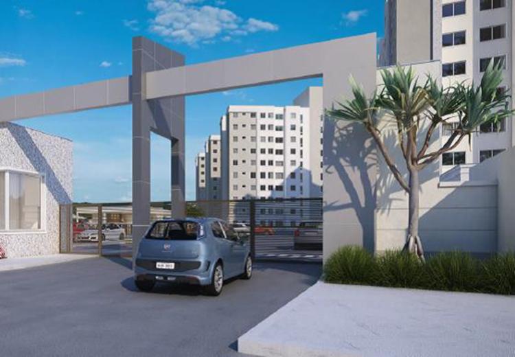 O empreendimento terá 1.960 unidades, com um investimento total de R$ 200 milhões - Foto: Divulgação