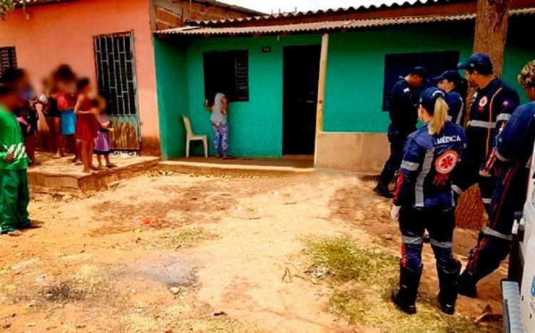 Equipes do Serviço de Atendimento Médico de urgência (Samu) prestaram socorro às vítimas - Foto: Reprodução | Blog do Braga