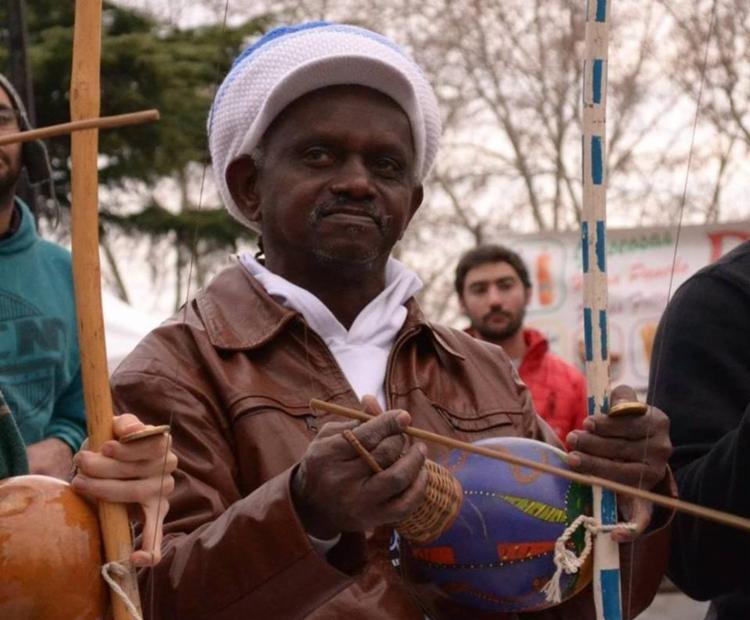 Moa do Kantendê era um artista ligado às tradições afro-baianas - Foto: Reprodução | Facebook