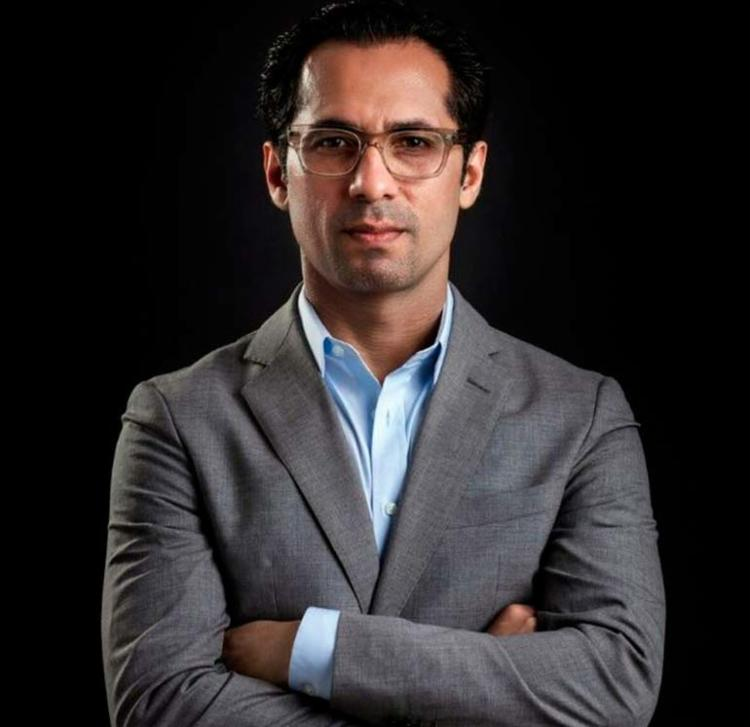 O executivo Mohamed Dewji, 43 anos, dirige o grupo MeTL - Foto: Reprodução/Twitter/Mohammed Dewji