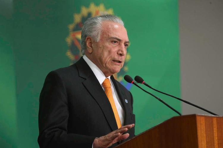 Temer editou nova MP para tratar sobre o socorro às Santas Casas de Misericórdia e hospitais filantrópicos - Foto: Fabio Rodrigues Pozzebom | Agência Brasil