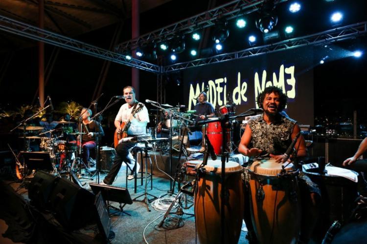 Mudei de Nome animou o lançamento do Carnavalito, realizado na última quarta, 10 - Foto: Divulgação