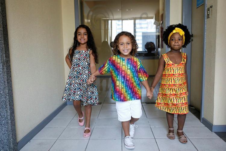 Julia, Levi e Sofia conheceram A TARDE FM - Foto: Margarida Neide | Ag. A TARDE