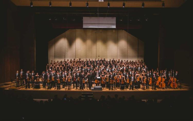 Espetáculo contará com a presença do Coro Infanto-juvenil e o Coro Juvenil do programa - Foto: Divulgação