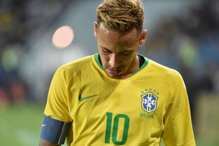 Ainda segundo a imprensa, o atacante da seleção brasileira e do PSG não estaria adaptado a Paris - Foto: Fayez Nureldine   AFP