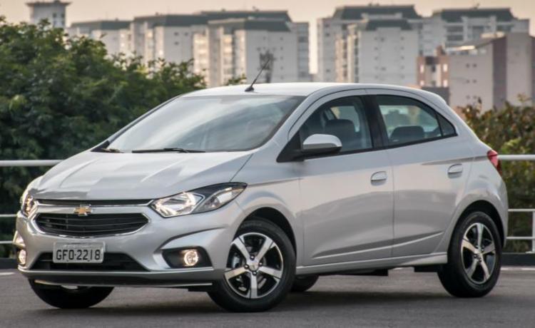 O compacto da GM vendeu 17.981 unidades no mês de setembro - Foto: Divulgação