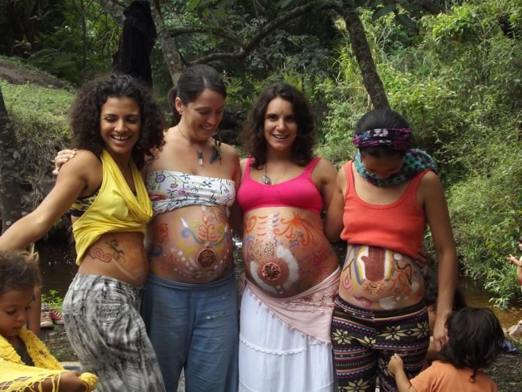 No Capão, o projeto Parir promove o parto domiciliar