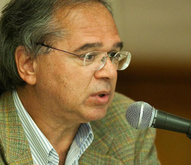 Procurado, Paulo Guedes não respondeu aos contatos da reportagem. - Foto: Ari Versiani | Divulgação