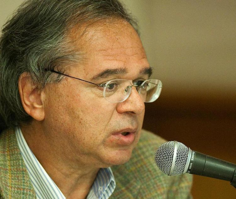 Paulo Guedes é o futuro ministro da Economia de Bolsonaro - Foto: Ari Versiani | Divulgação