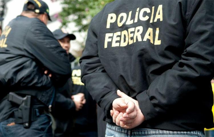 Cerca de 80 policiais federais cumpriram 22 mandados de busca e apreensão nos três estados - Foto: Divulgação